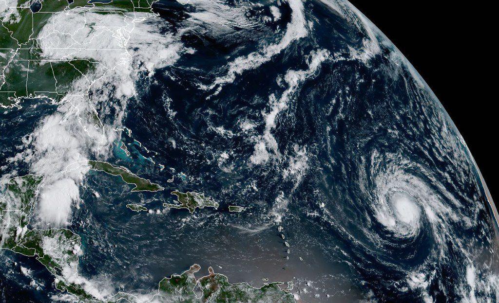 La temporada de huracanes se extiende del 1 de junio al 30 de noviembre, aproximadamente.