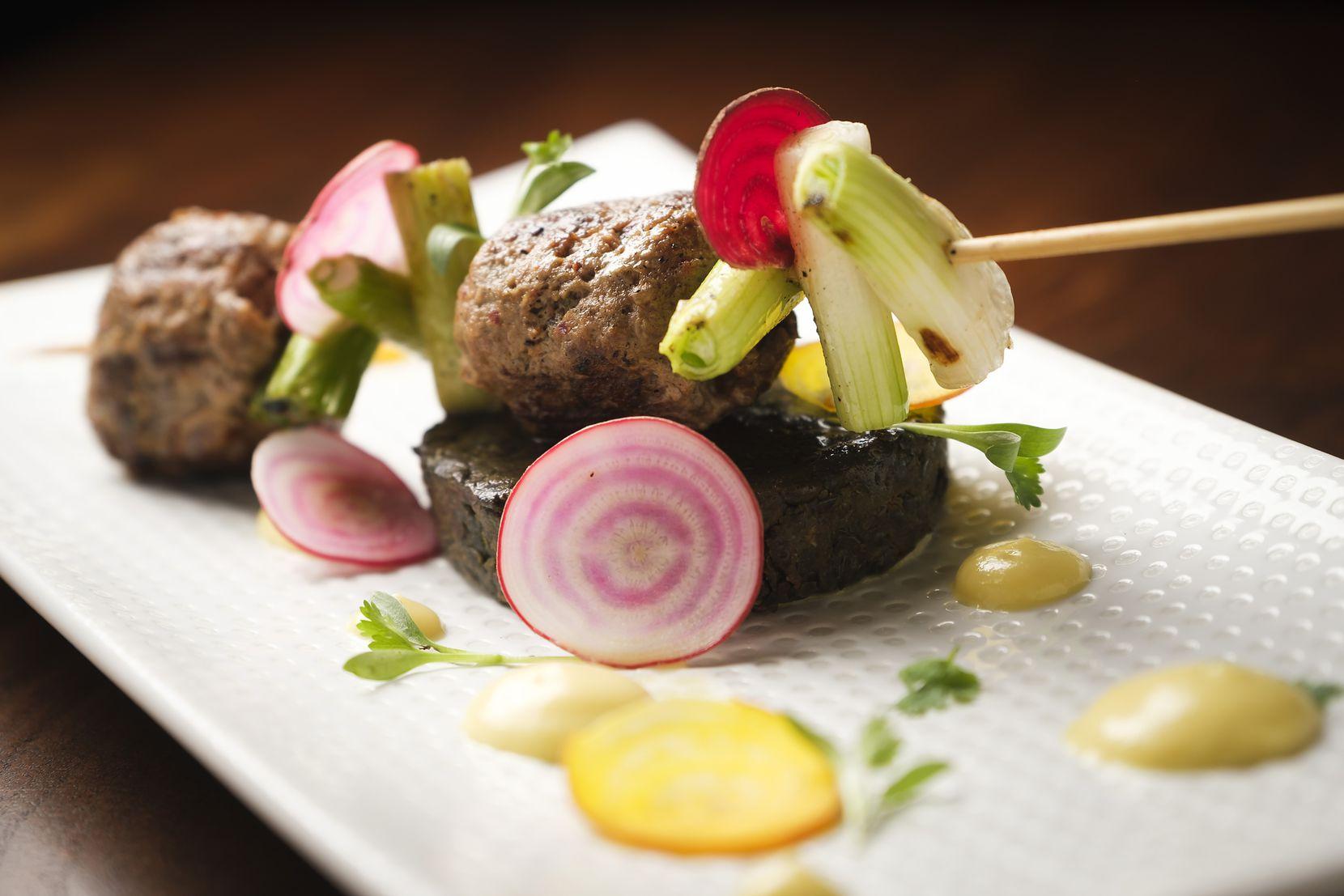 Lamb kofte, a dish originally served at Samar