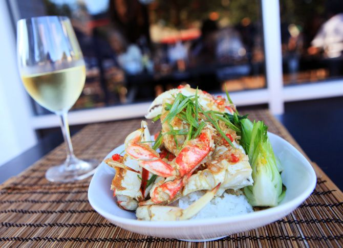 We've said that the dungeness crab with chili, garlic and scallion is one of the best main courses at Mot Hai Ba. Now there's a second Mot Hai Ba restaurant  in Dallas, in Victory Park.