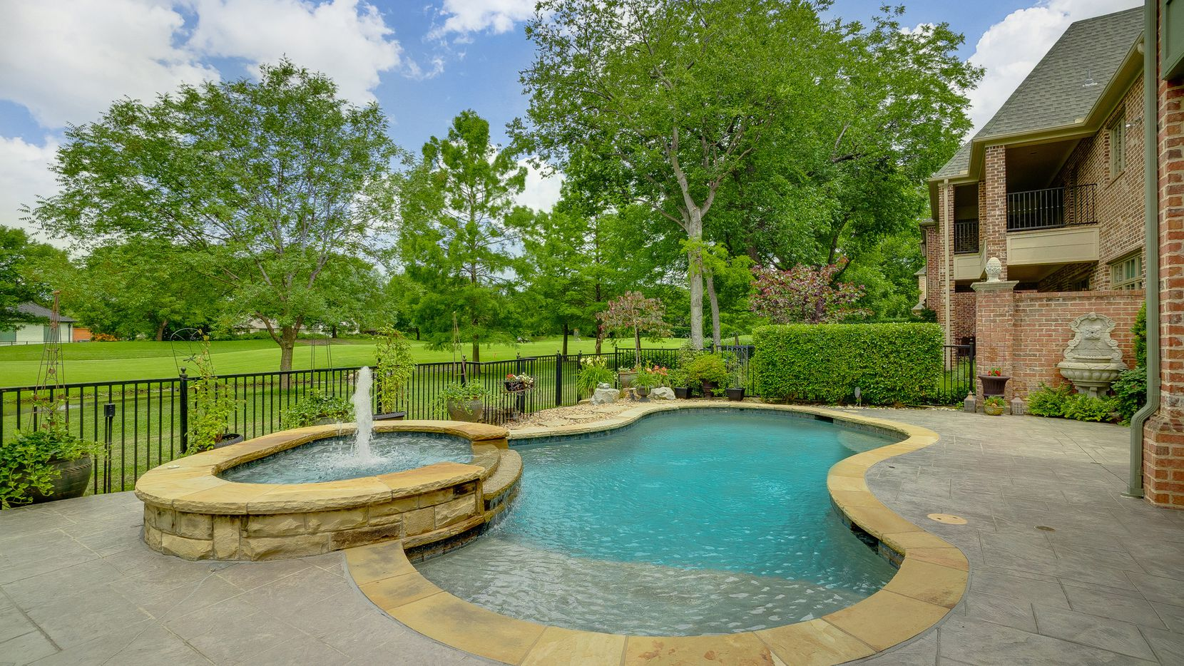 Cindy O Gorman Presents Estate With Golf Course Creek Views