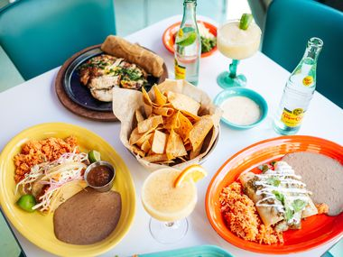 Part of Queso Beso's menu will be available to diners starting Aug. 21, 2020.