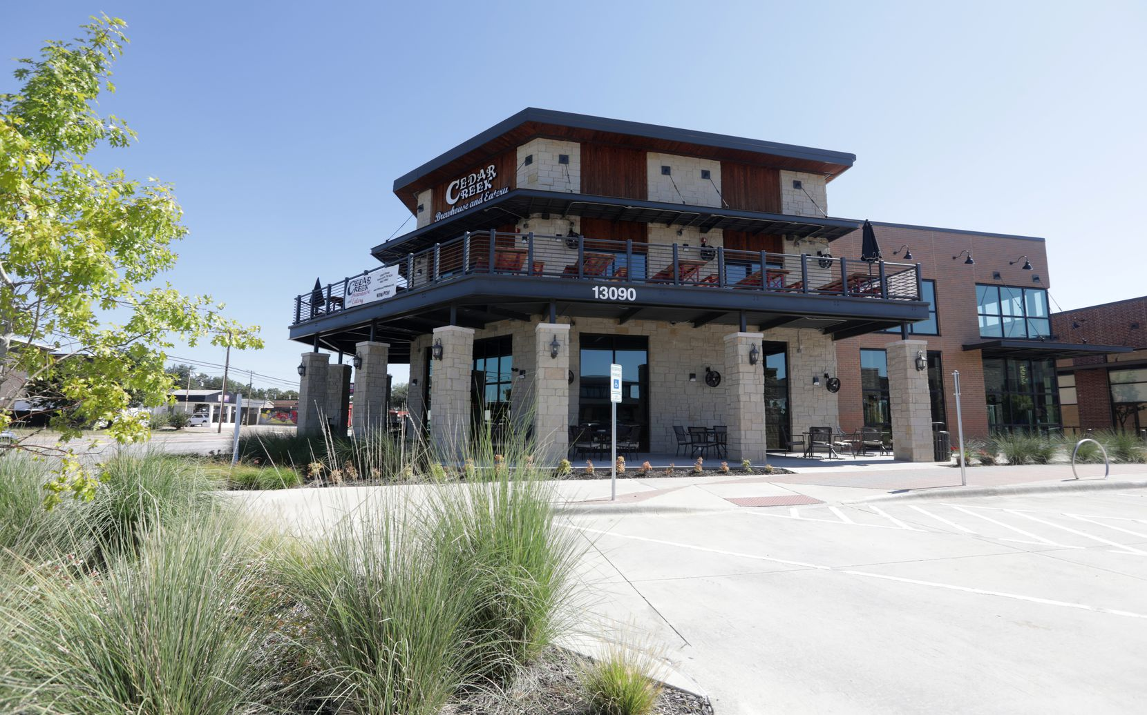 Cedar Creek Brewhouse and Eatery in Farmers Branch
