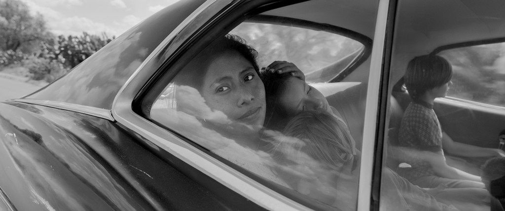 Yalitza Aparicio and Marina de Tavira from Roma, nominated for best actress and supporting actress, respectively, this is the first year with two Mexican-born acting nominees.
