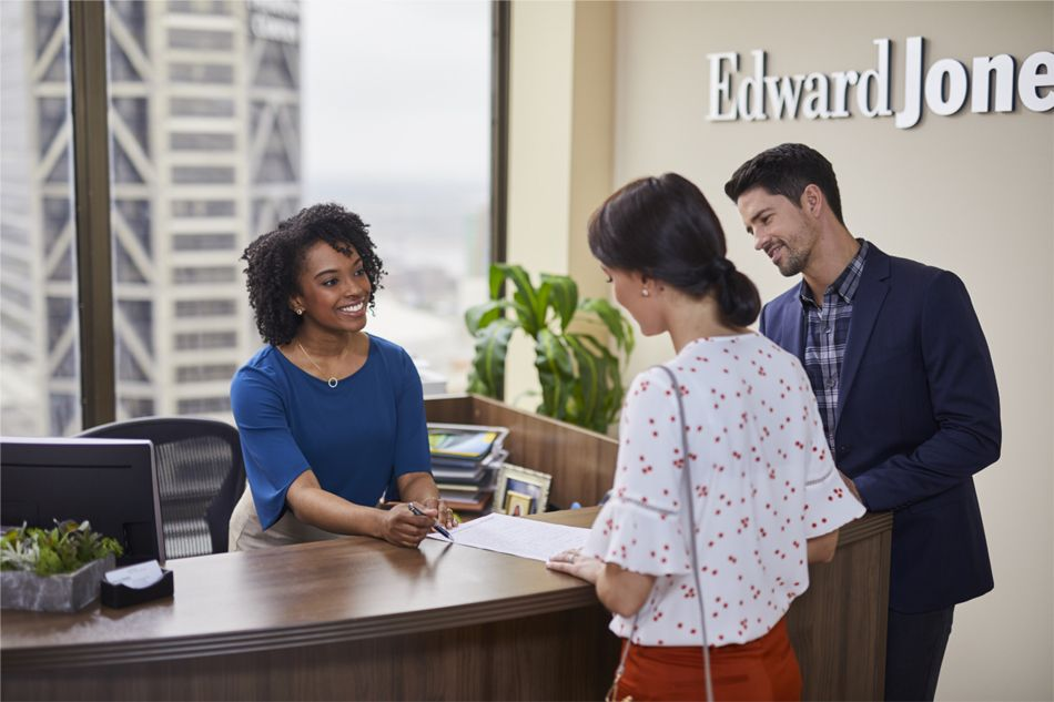 Edward Jones has 18,800 financial advisers and more than 7 million clients in the U.S. and Canada.
