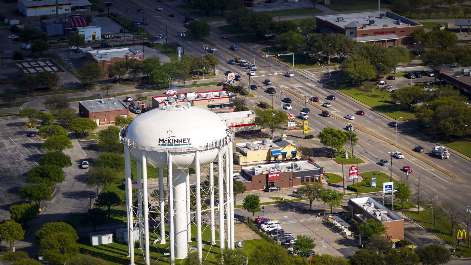 McKinney is one of the fastest-growing cities in the United States over the last decade, according to information released by the U.S. Census Bureau.