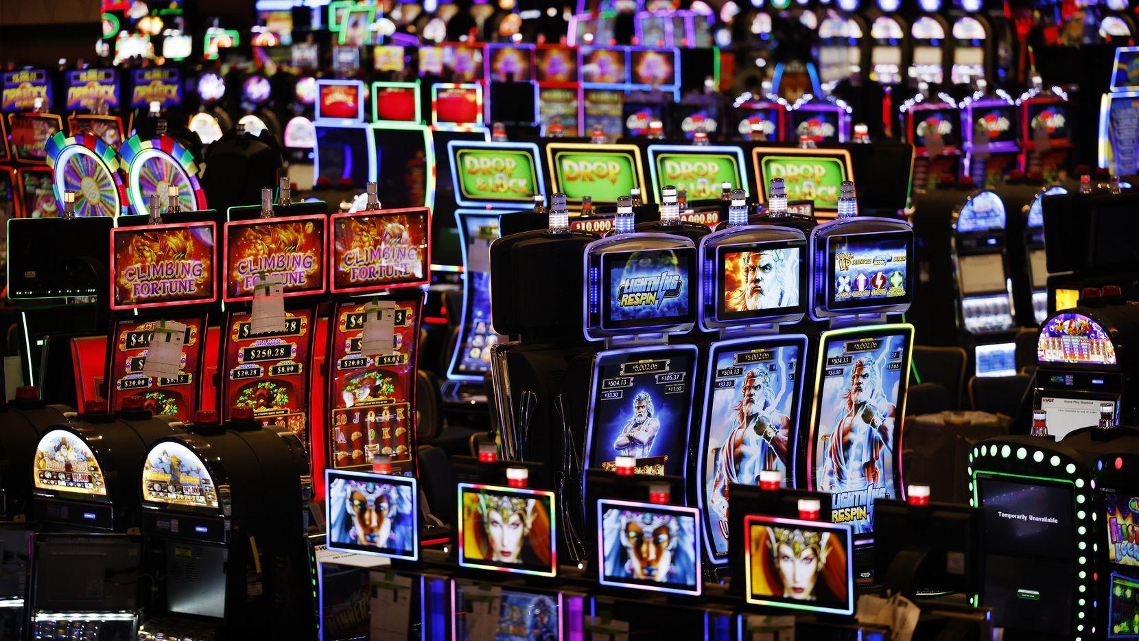 El casino Choctaw inició operaciones en 2006.