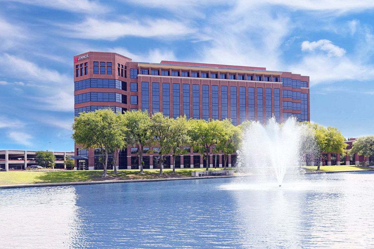 Kroll Inc and MaxDecisions Inc. have leased office space at the One Lake Park tower in Richardson.