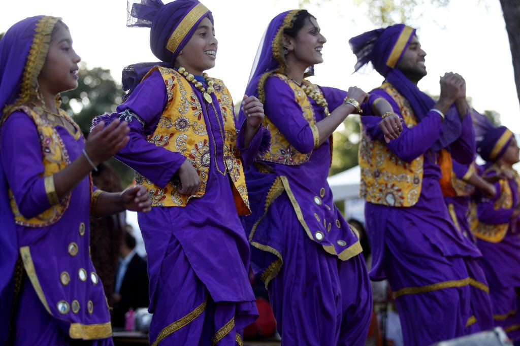 The Dallas Fort Worth Indian Cultural Society presented the 9th annual Diwali Mela on Nov. 1, 2014 in Fair Park in Dallas.