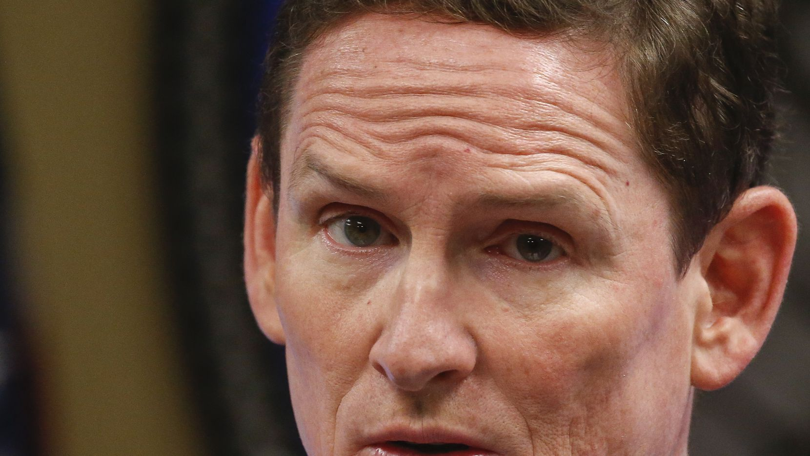 Dallas County Judge Clay Jenkins spoke with The Dallas Morning News editorial board Wednesday, May 20.