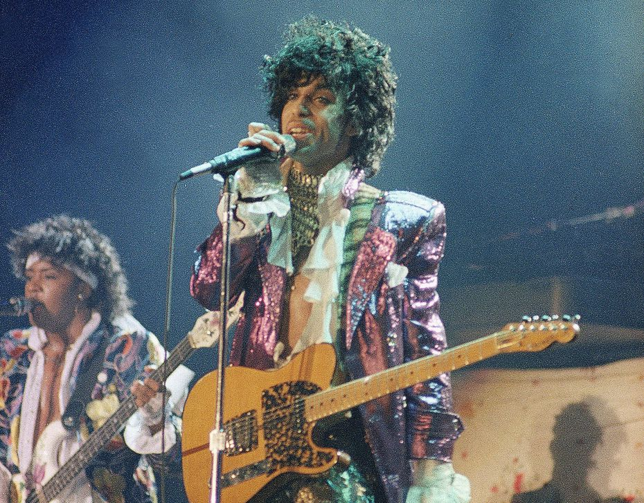 Prince's chapters in the memoir end with the singer still an adolescent, so writer Dan Piepenbring pored over Prince's personal archives looking for material about the singer's adult life and career.