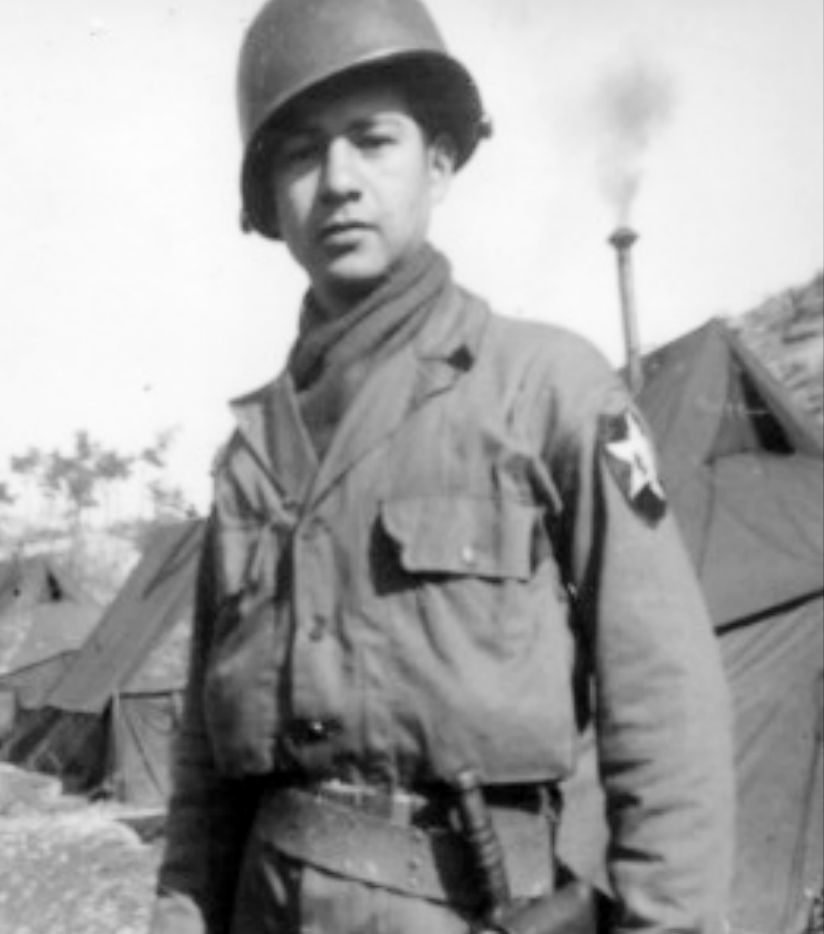 Corporal Victor H. Espinoza will receive the Medal of Honor posthumously for his courageous actions while serving as an Acting Rifleman in Company A, 23d Infantry Regiment, 2d Infantry Division during combat operations against an armed enemy in Chorwon, Korea on August 1, 1952. Courtesy of U.S. Army