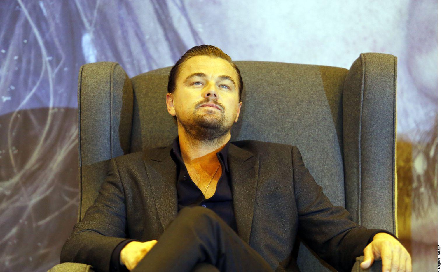 Al actor Leonardo DiCaprio, de 44 años, le encanta emprender proyectos como productor, sean de ficción o documentales.