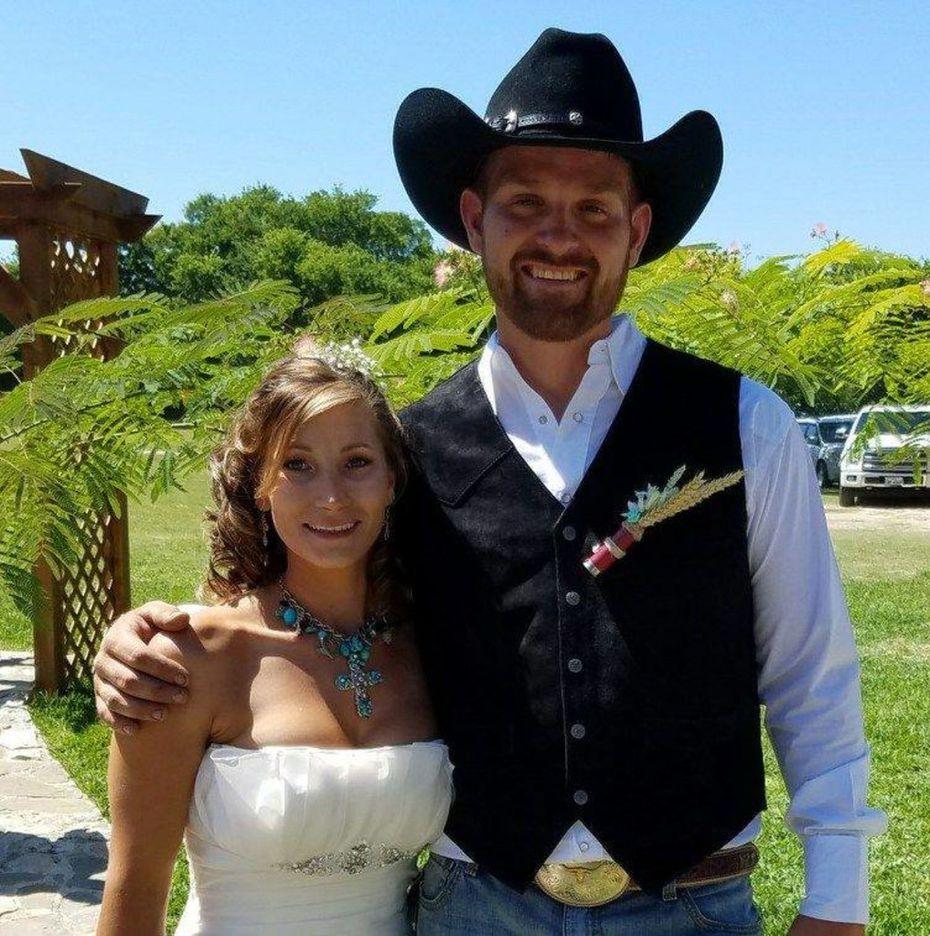 Tiffany and Anthony Strait