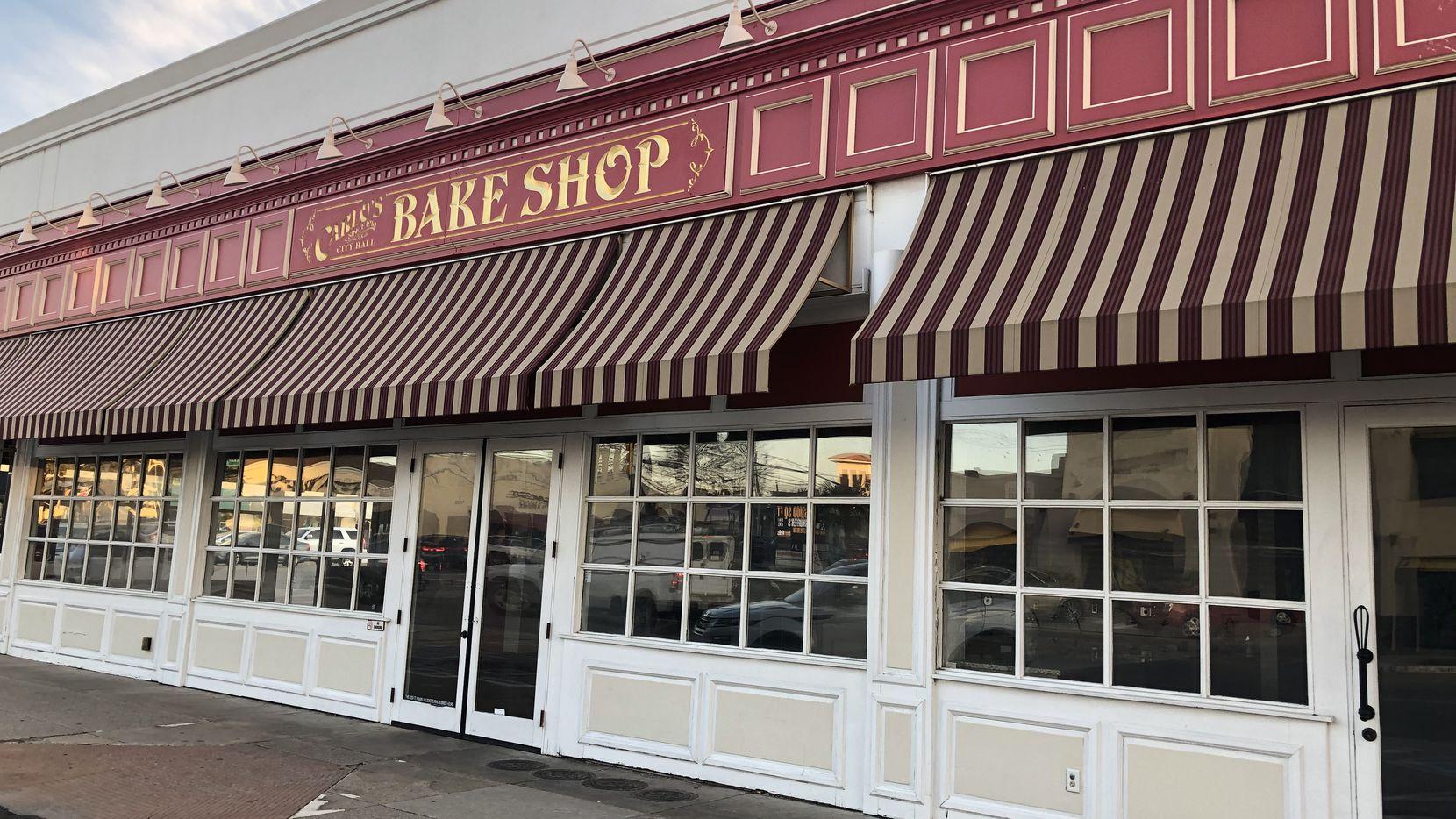 """Carlo's Bake Shop fue la primera panadería en Texas de Buddy Valastro, estreall de """"Cake Boss"""" en la TV."""