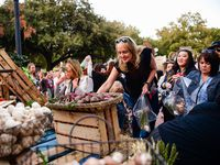 Chefs For Farmers is an annual, three-day food and wine festival in Dallas, TX that grew from an intimate farm-to-table dinner in 2010.