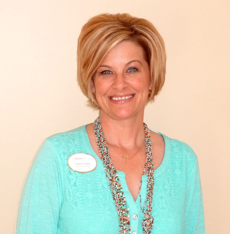 The Legacy Willow Bend named Laura Levy executive director.