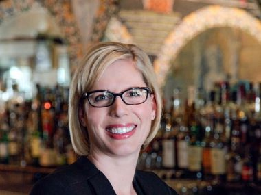 Courtney Luscher, former co-owner of The Grape, has launched The Lusch List for wine drinkers