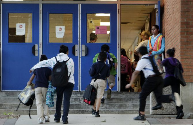 "Students at 35 Dallas ISD schools could be allowed to transfer to other campuses next year after their current schools were singled out for low test scores or ""unacceptable"" ratings under the state's Public Education Grant program."