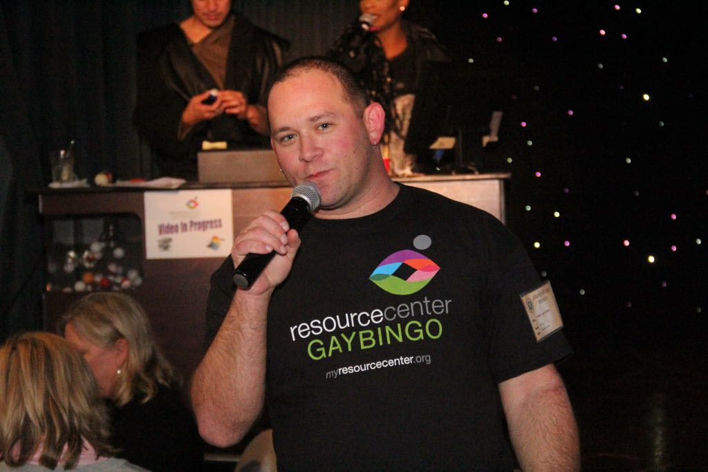Gaybingo was held at S4 on Cedar Springs on Jan 16, 2016. Gaybingo combines drag, dance, and comedy into bingo. As an event of Resource Center, the funds raised directly benefit the programs and services of the Center.
