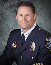 Irving police Chief Jeff Spivey is one of 15 police chiefs who signed a letter lambasting District Attorney John Creuzot's theft policy.
