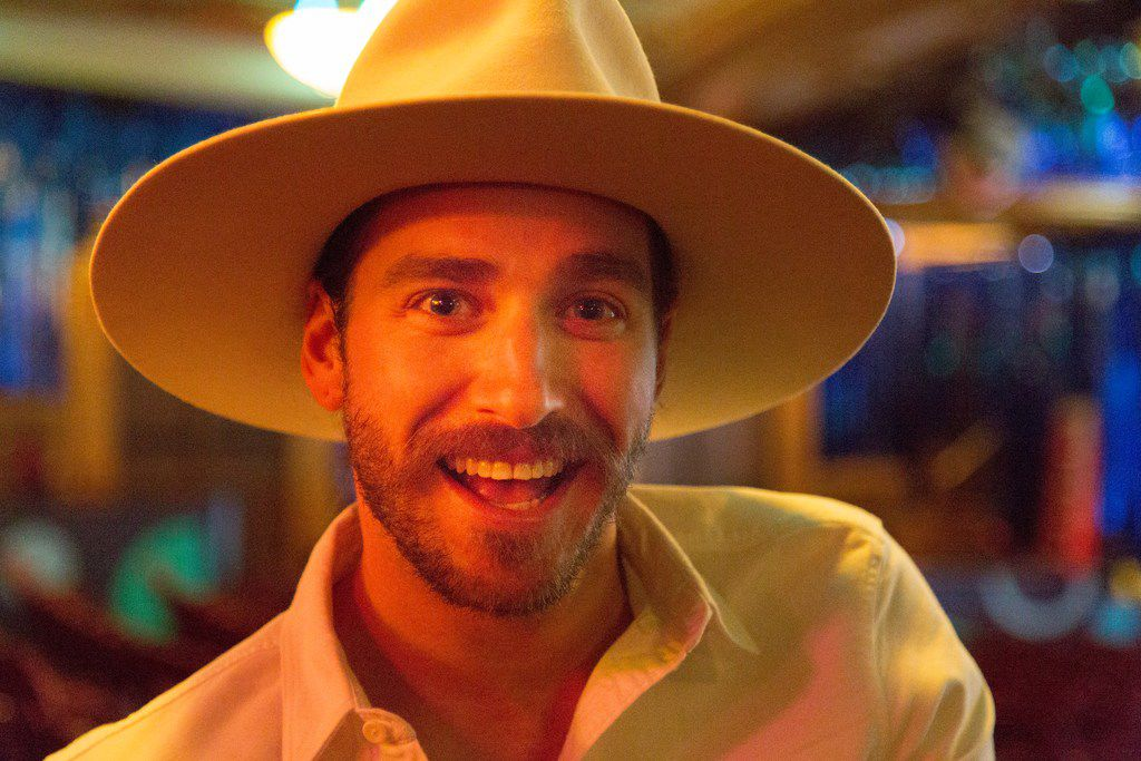 JC Schuster, a Plano native, plays Old Man Jenkins in  SpongeBob SquarePants.