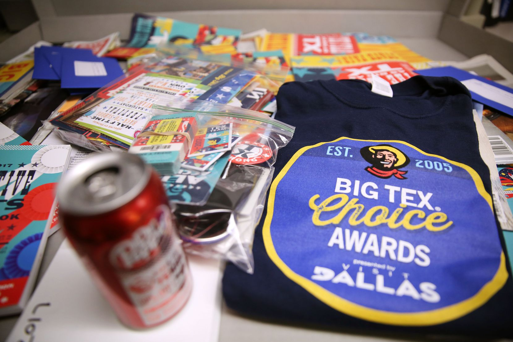 A collection from the 2017 State Fair of Texas is now part of the fair's archives.