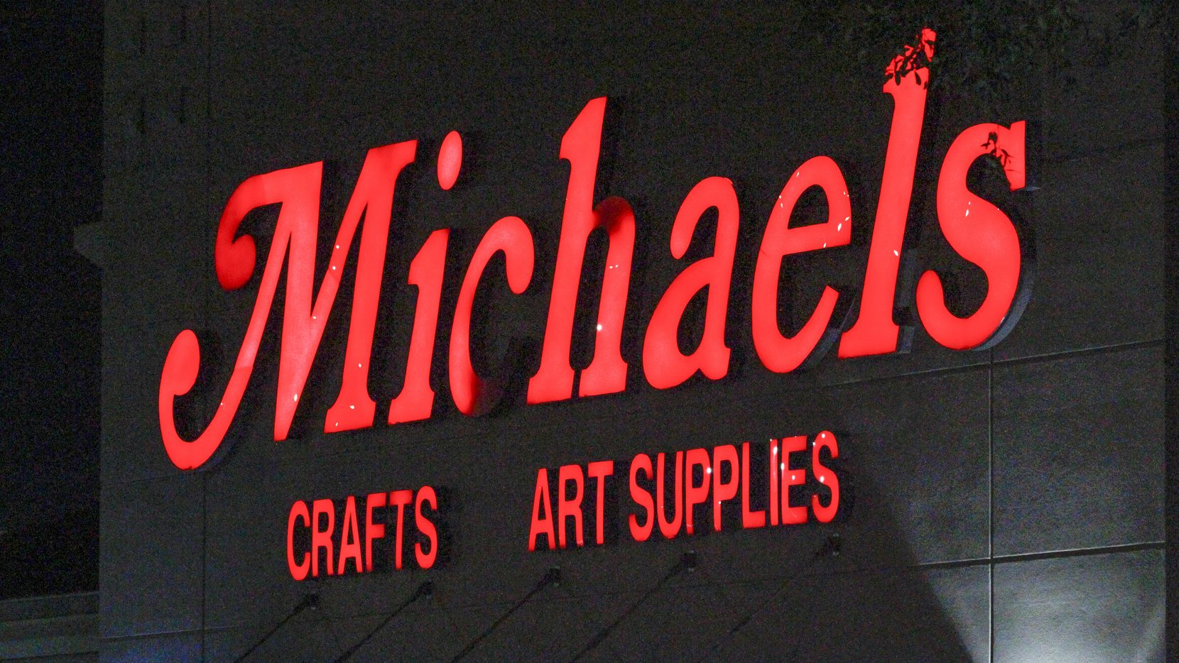 Irving-based Michaels operates 1,260 arts and crafts stores.