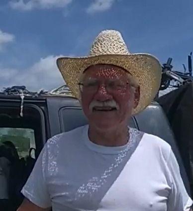 Clayton Ray Strong (Oficina del Sheriff del Condado de Parker)