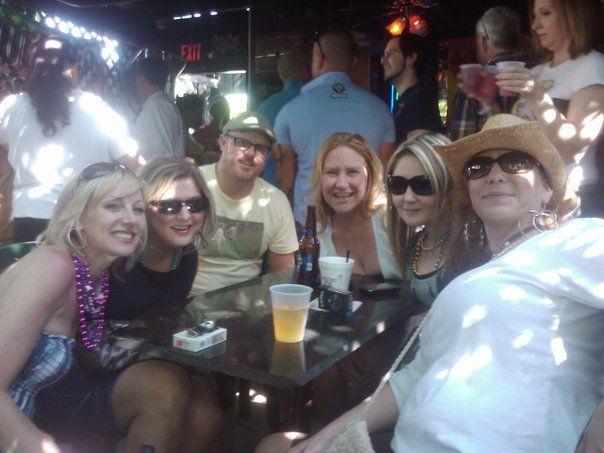 Celebrating 'Suck Fest,' a Cajun crawfish boil at the Grapevine Bar