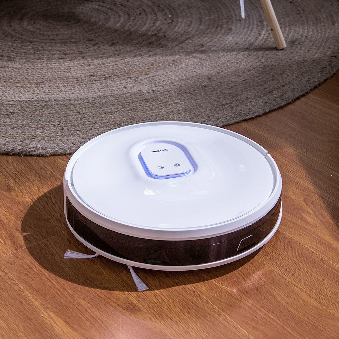 The Neabot Nomo Q11 Robot Vacuum and Mop
