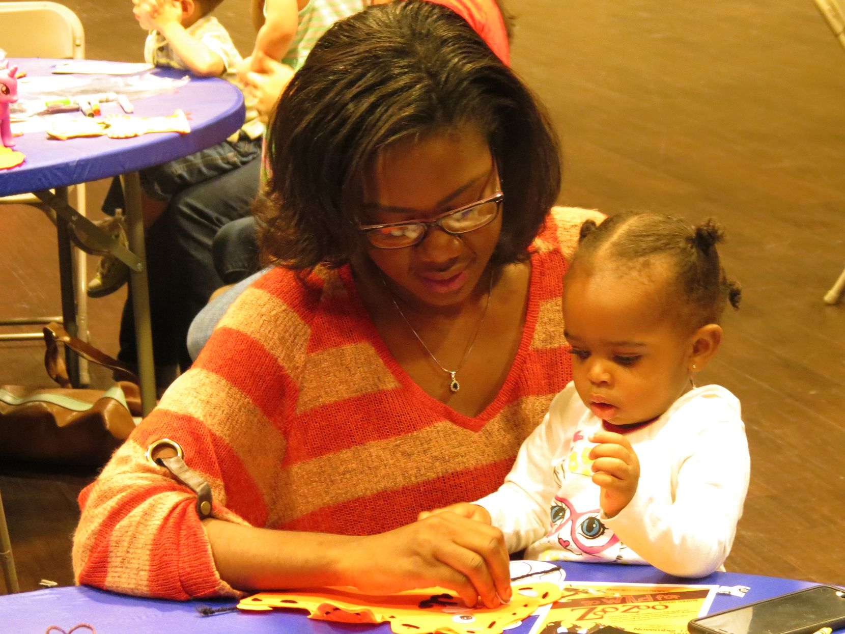 Irving Arts Center's Second Sunday Funday offers hands-on art activities for kids of all ages.
