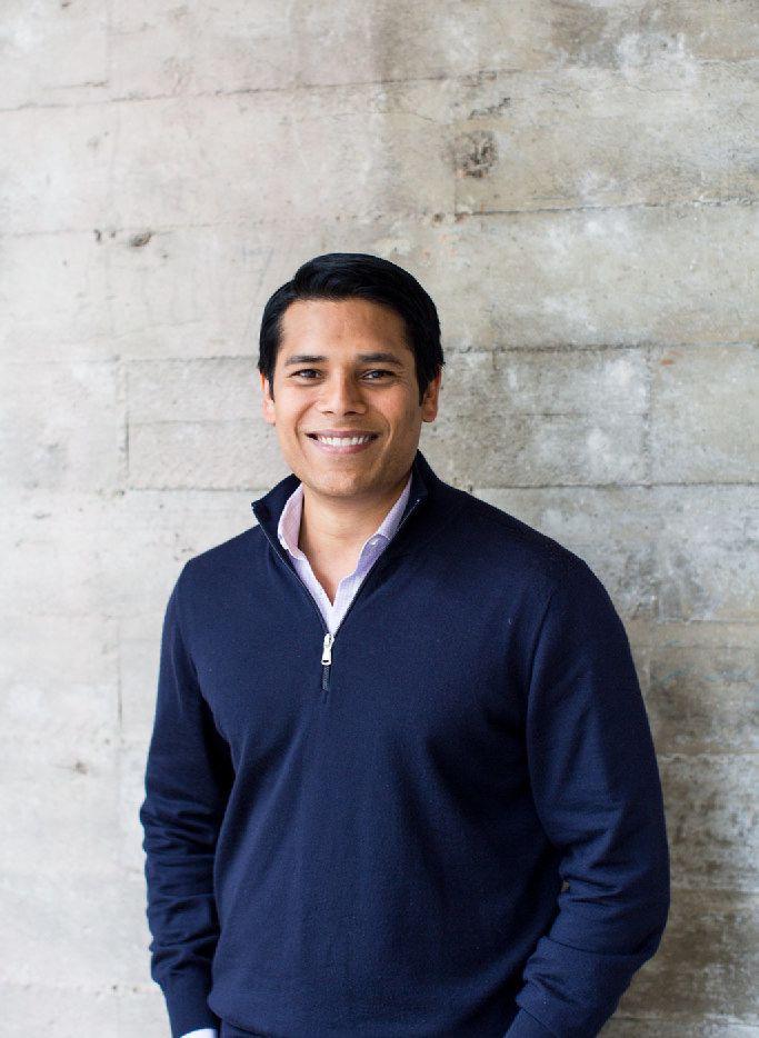 Nirav Tolia, co-founder and CEO of Nextdoor