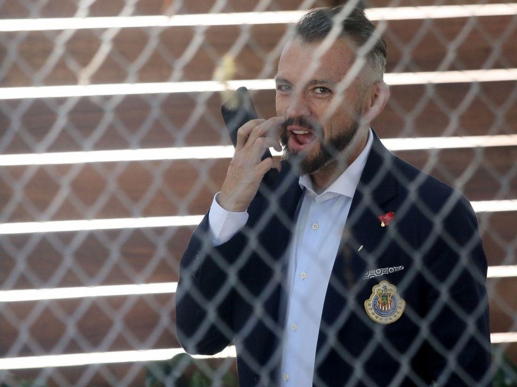 José Luis Higuera, exdirectivo de Chivas de Guadalajara, está en problemas legales.