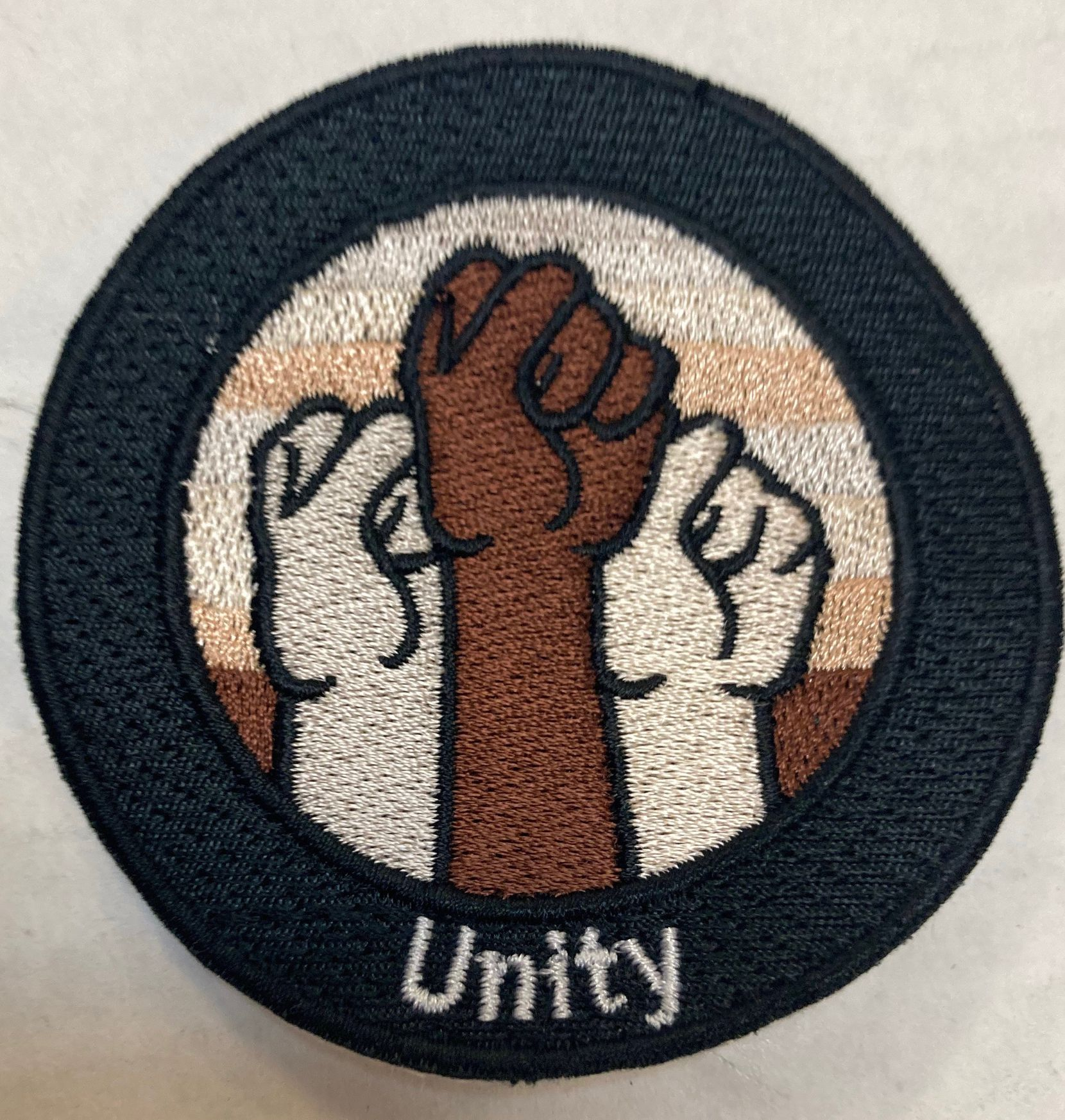 This is the new patch that SMU athletes are wearing. This patch is currently only being worn by the men's basketball program.