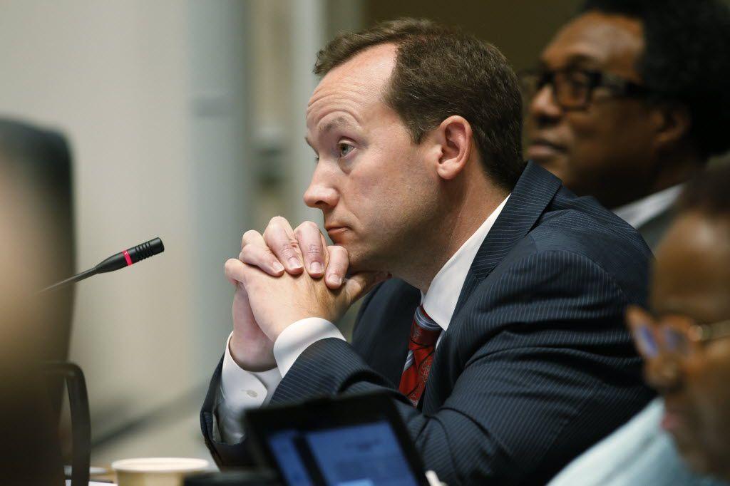 Dallas City Council member Philip Kingston (David Woo/The Dallas Morning News)