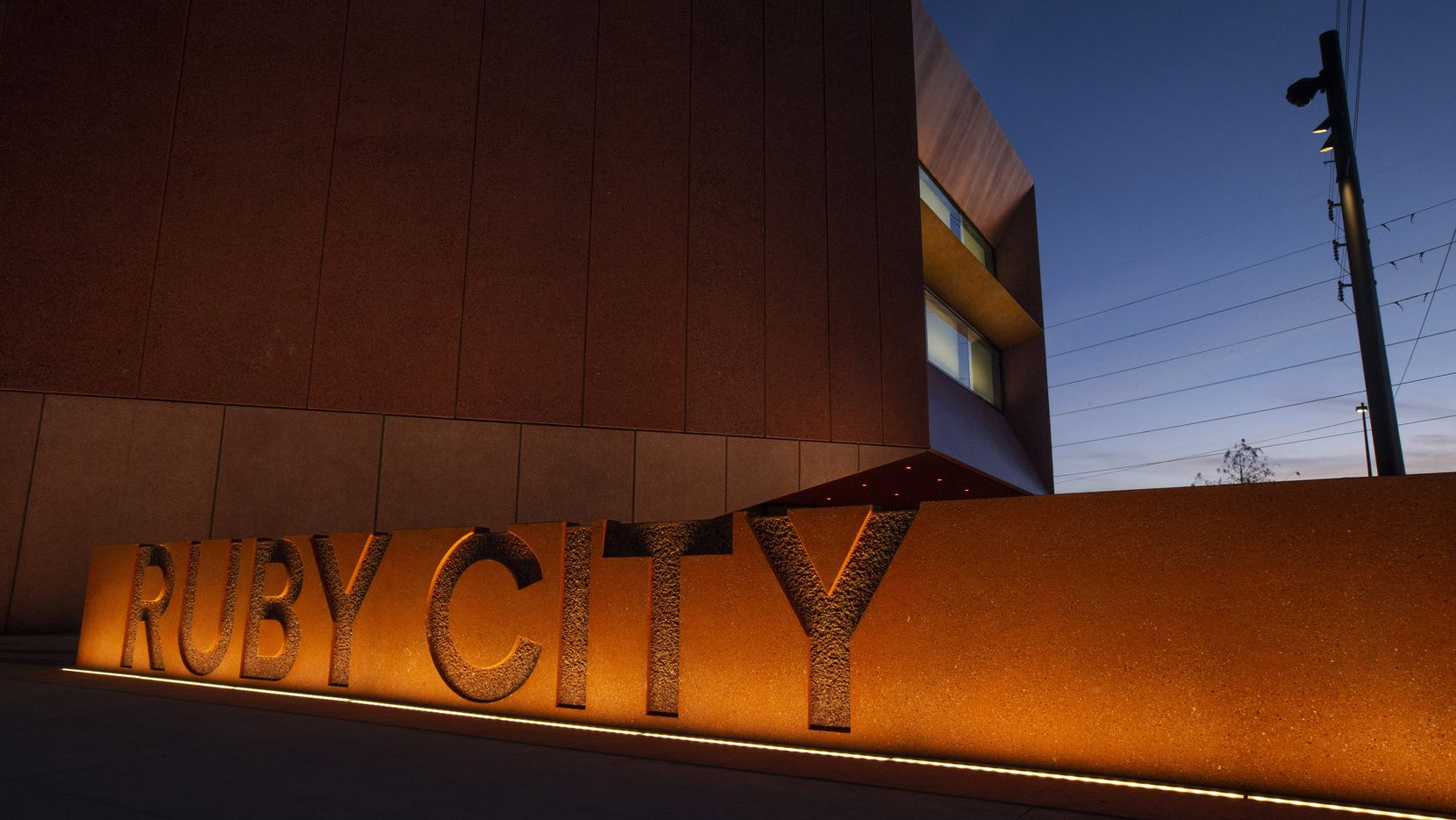 The Ruby City art center in San Antonio was designed by British architect David Adjaye and envisioned by the late Linda Pace.