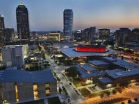 The Dallas Arts District