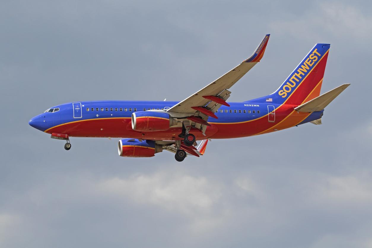 Un avión de Southwest tuvo que dar la media vuelta para entegar un corazón humano. AP