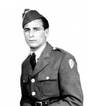 Ramón Gutiérrez was a member of the all Mexican-American Company E.