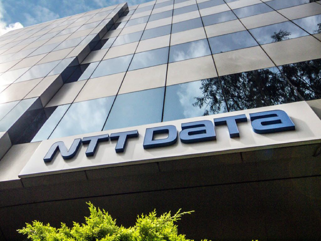 NTT Data is part of Tokyo-based NTT Data Corp., an information technology company with 110,000 employees in 50 countries.