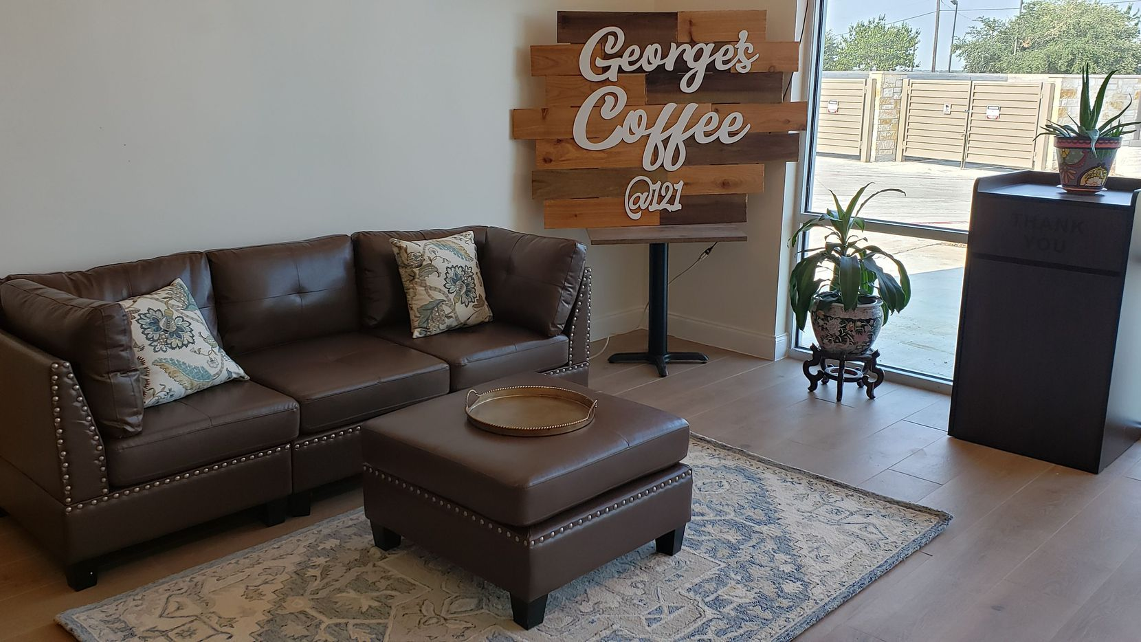 George's Coffee @121 is now open in Melissa.