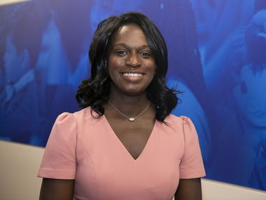 Teia Collier was appointed by the Mesquite ISD school board to serve the rest of Archimedes Faulker's term until May 2022. Faulkner resigned due to illness. (Courtesy Mesquite ISD)