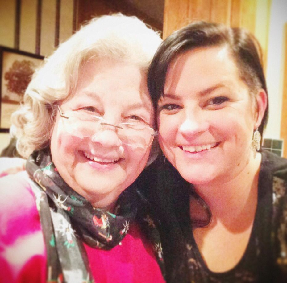 Destiny Herndon-De La Rosa doesn't agree with her grandmother, Betty Herndon, on politics, but when it comes to helping others, the two see eye-to-eye.