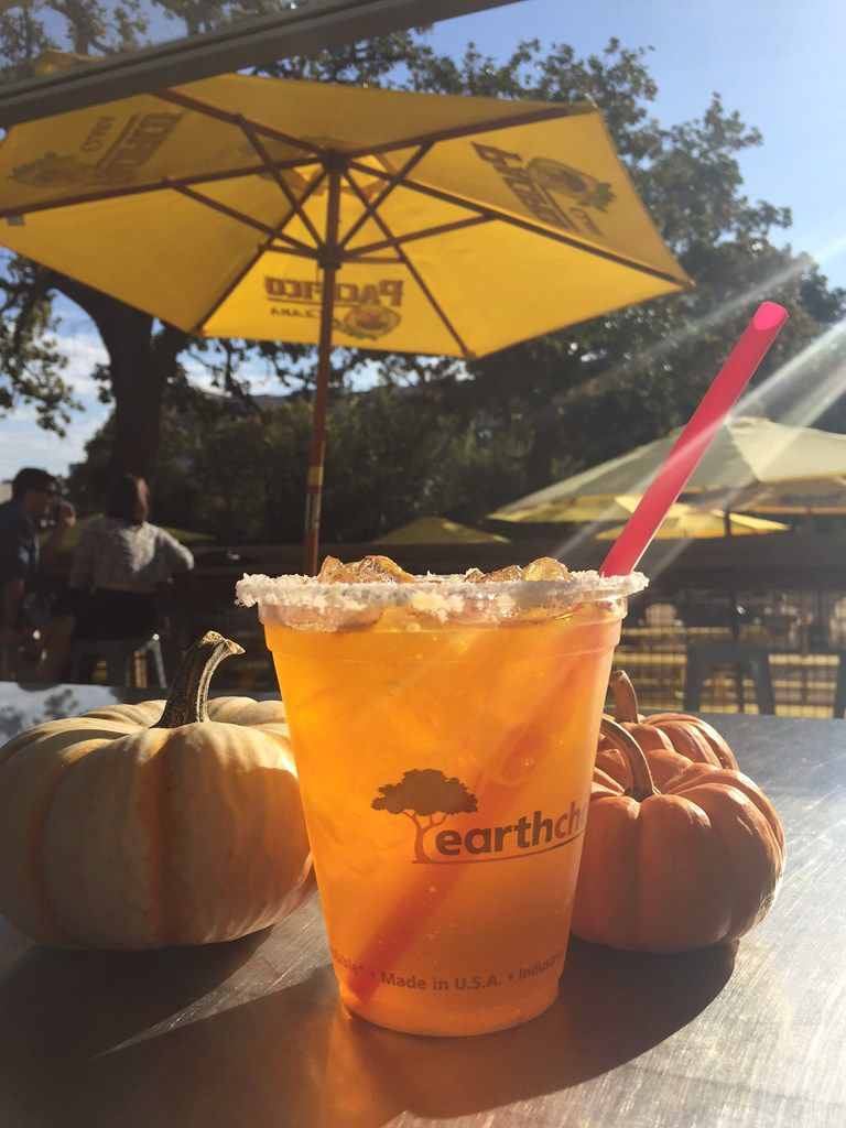 Throw out your Pumpkin Spice Latte in favor of this naughtier, adults-only Fall drink: the Pumpkin Margarita. Slurp one (or two) of these down at Mutts Canine Cantina and The Rustic during their frightening, fun Halloween events.