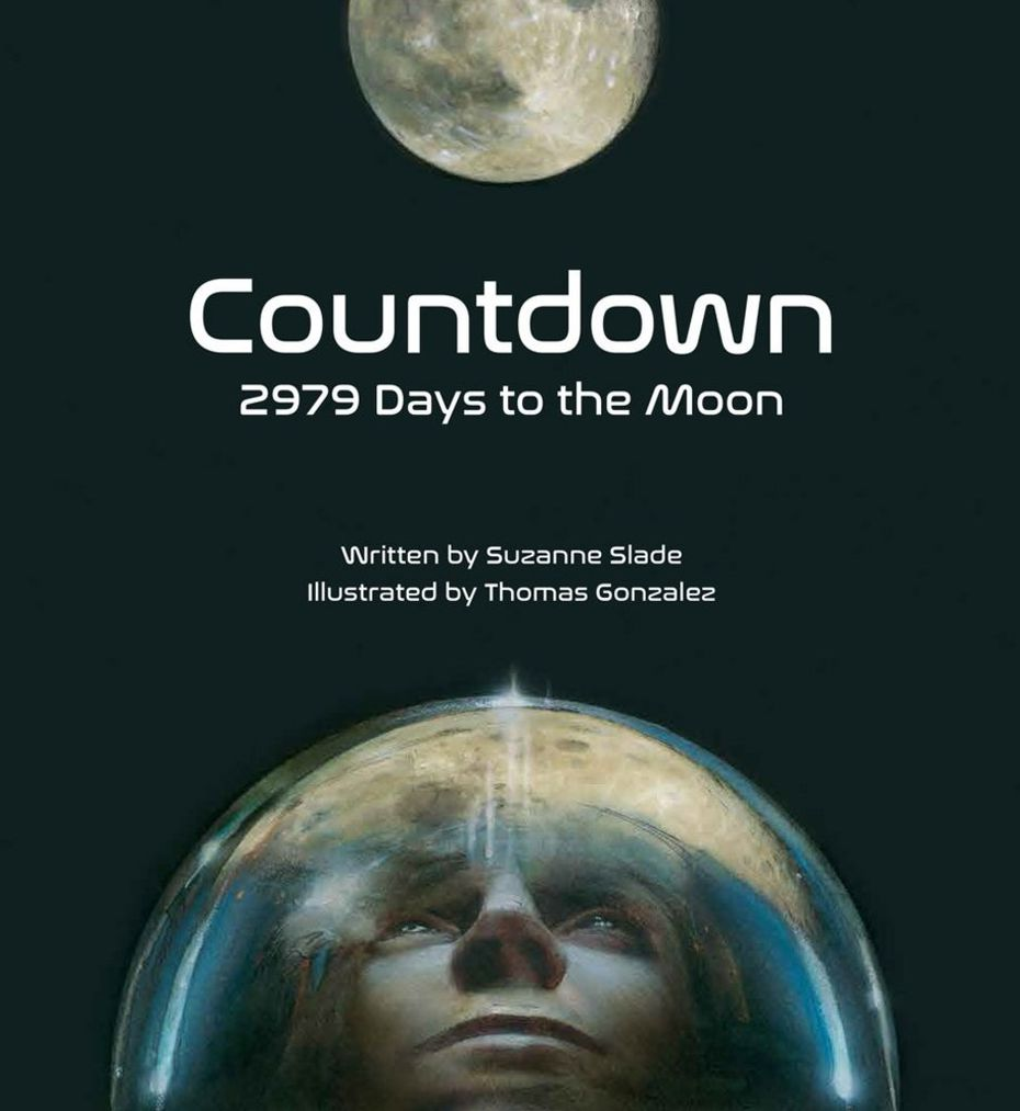 Countdown: 2979 Days to the Moon celebrates the teamwork that went into getting the first men onto the surface of the moon and back again in the summer of 1969.