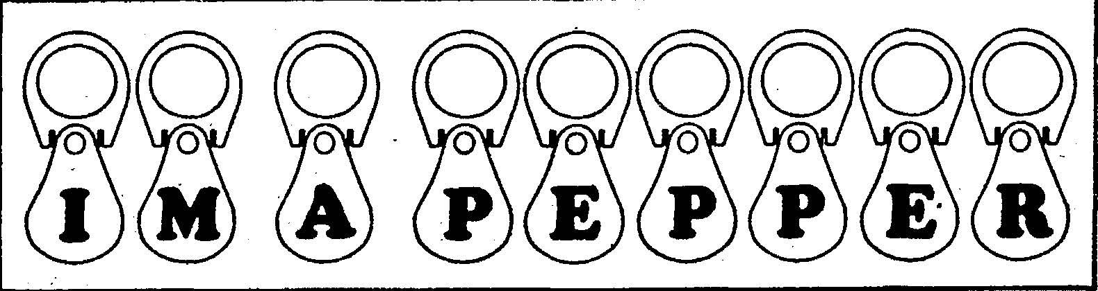 """Clipping from an """"I'm A Pepper"""" advertisement published on July 3, 1981."""