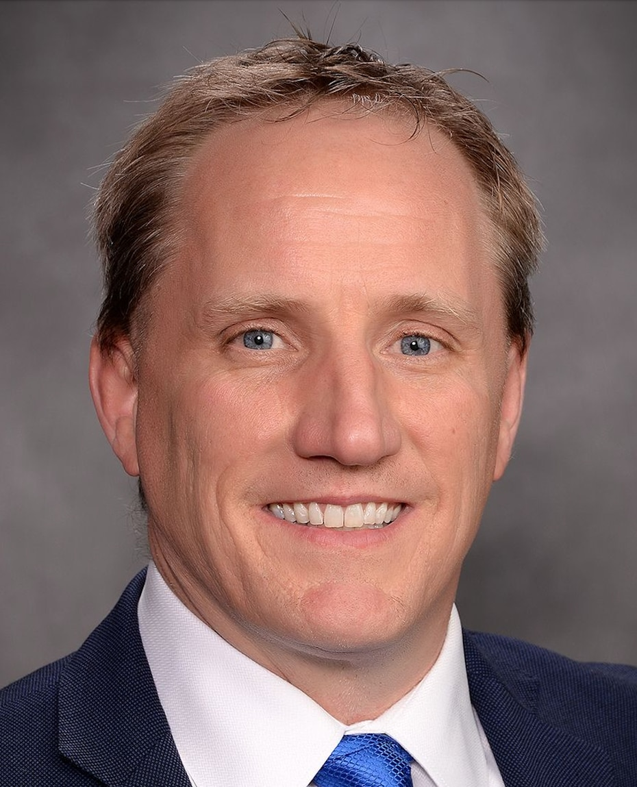Allen ISD place 2 trustee David Noll died on Oct. 2, the district said. The cause of his death has not been released. (Courtesy Allen ISD)