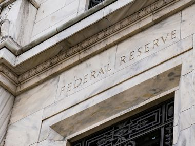 The Federal Reserve Building in Washington, D.C. (Paul Brady/Dreamstime/TNS)