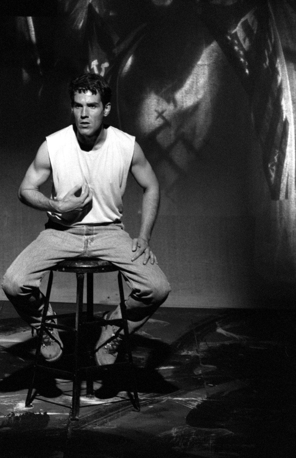 "Keith Reid performed in ""The Night  Larry Kramer Kissed Me"" at the Moonstruck Theatre."