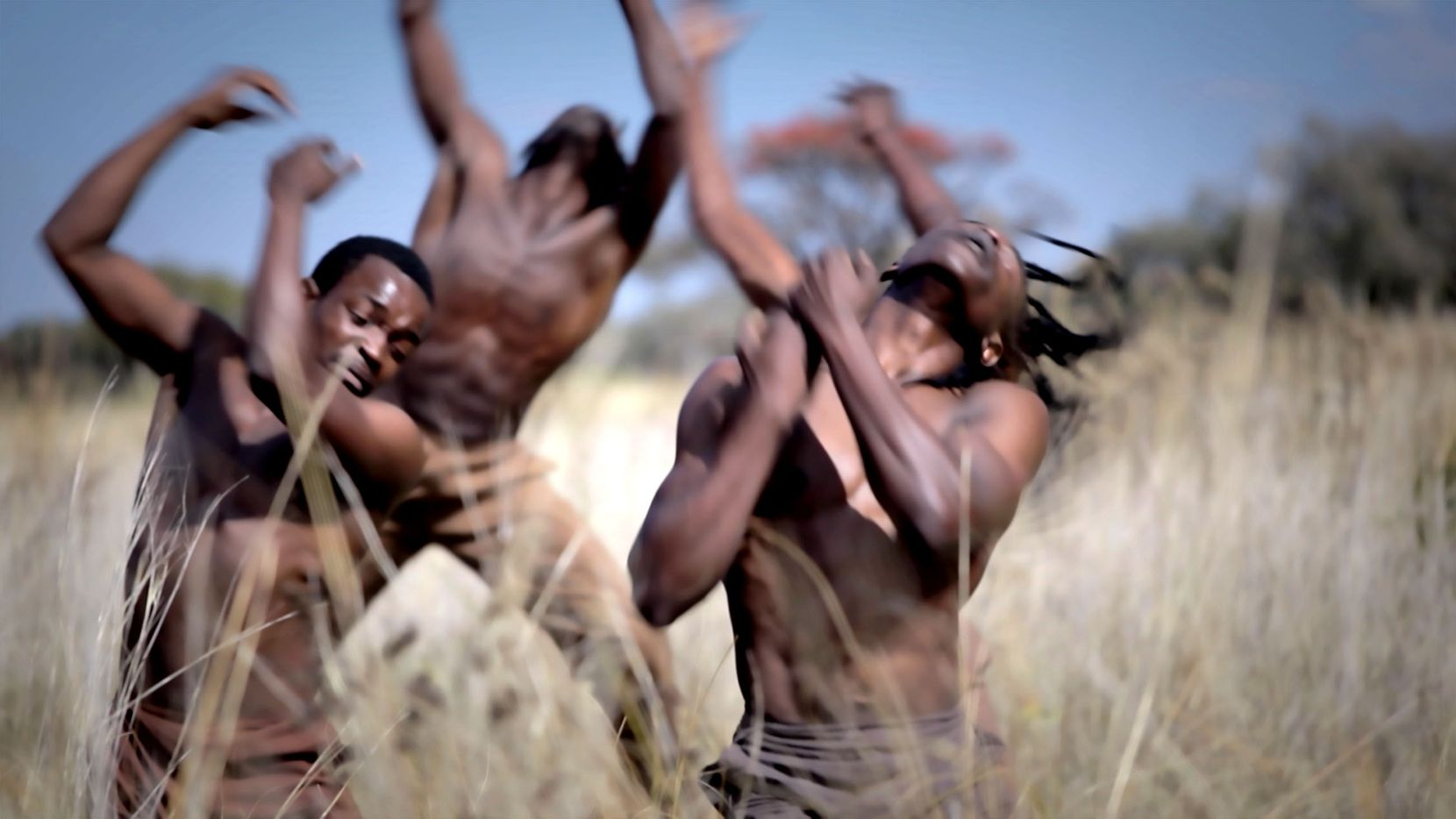 "A still from ""Making Men"" which is part of the Knowbox Dance Film Festival, which is coming to Dallas. It records the movements of five Zimbabwean dancers from late boyhood to adulthood and grapples with societal expectations of men and what masculinity means across cultures."